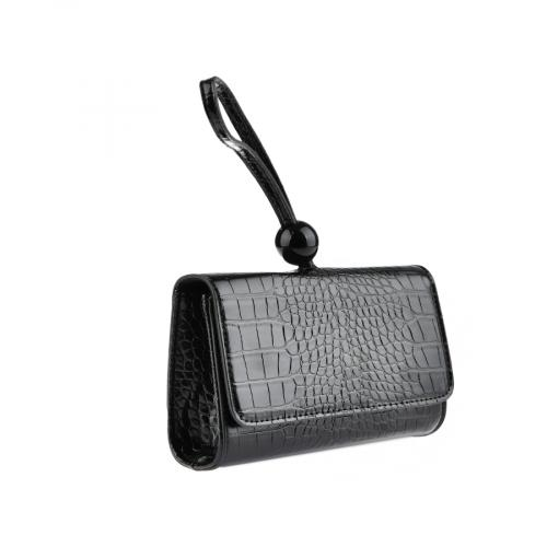 дамска ежедневна чанта черна 0141824