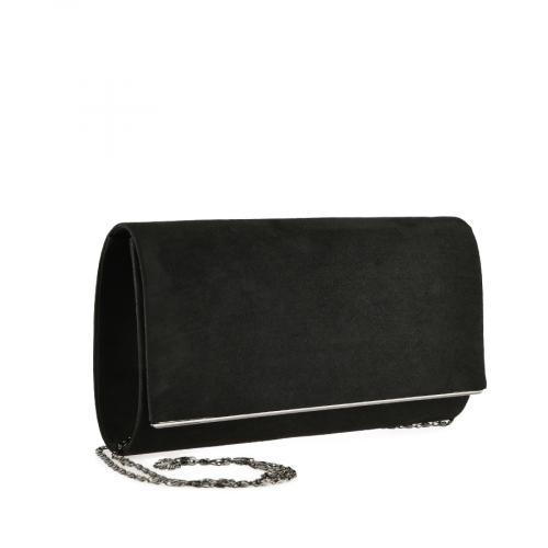 дамска елегантна чанта черна 0140897