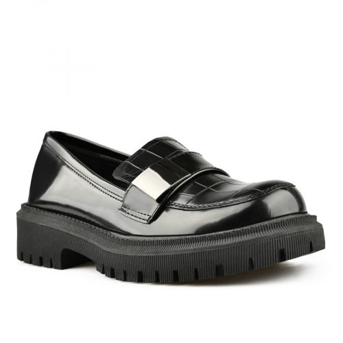 дамски ежедневни обувки черни 0144982