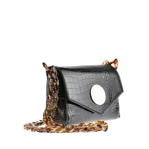 дамска ежедневна чанта черна 0141825