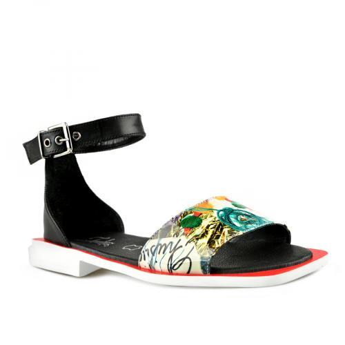 дамски ежедневни сандали цветни 0144389