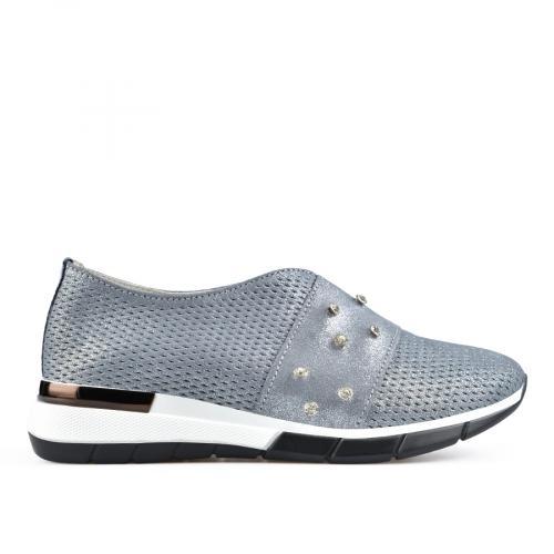 дамски ежедневни обувки сиви 0137246