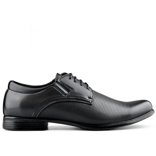 мъжки елегантни обувки черни 0139476