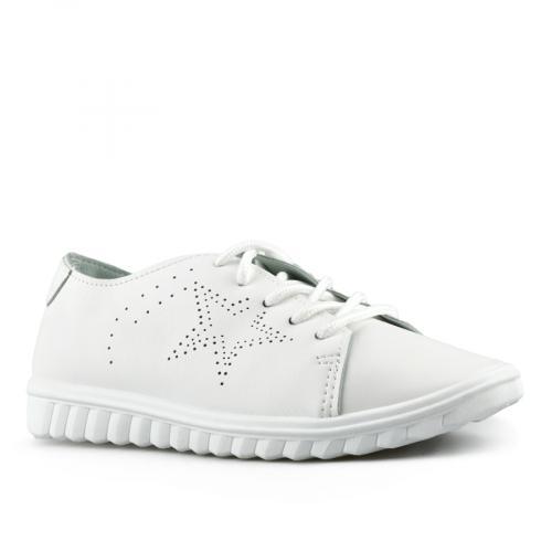 дамски ежедневни обувки бели 0143195