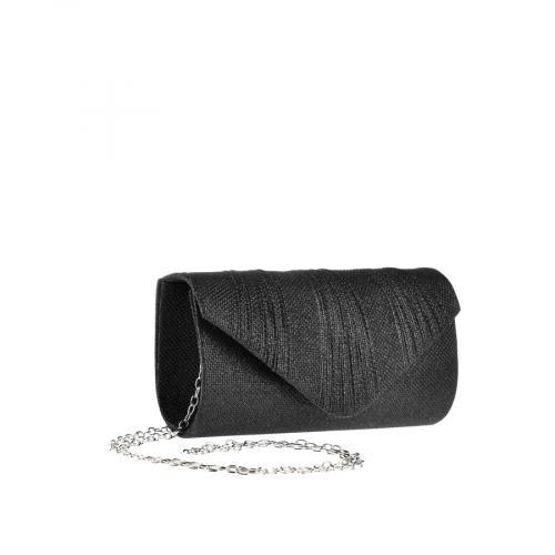 дамска елегантна чанта черна 0143807
