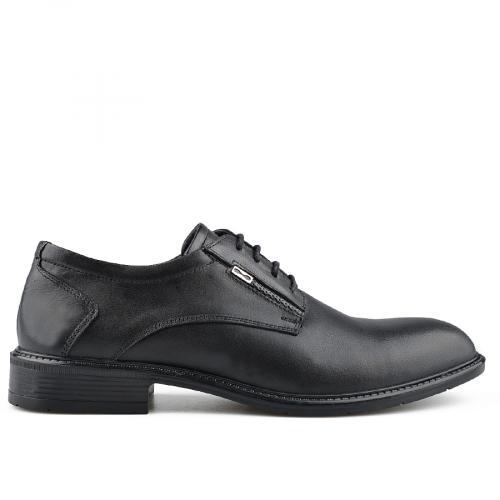мъжки елегантни обувки черни 0139486