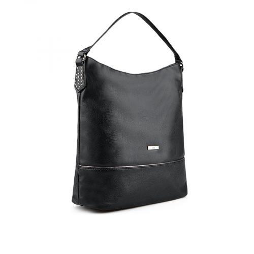 дамска ежедневна чанта черна 0136309