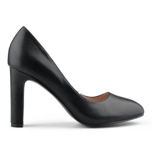 дамски елегантни обувки черни 0139159