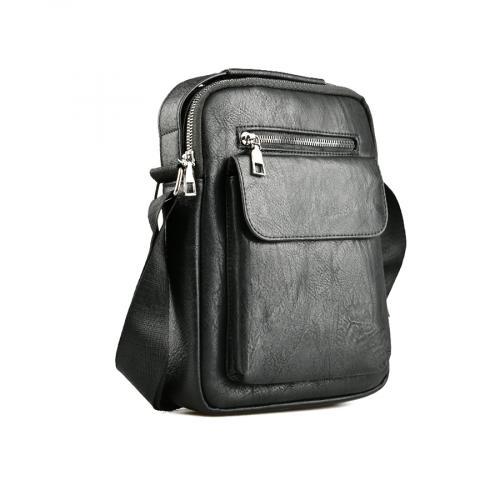 мъжка ежедневна чанта черна 0141599