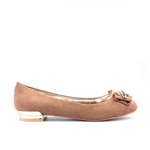 дамски ежедневни обувки кафяви 0122401