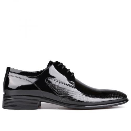 мъжки елегантни обувки черни 0132109