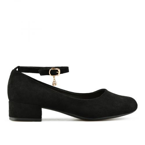 дамски ежедневни обувки черни 0141656