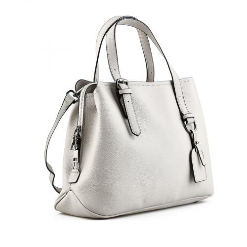 дамска ежедневна чанта сива 0141899