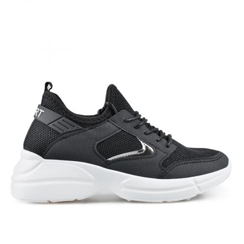 дамски ежедневни обувки черни 0136899