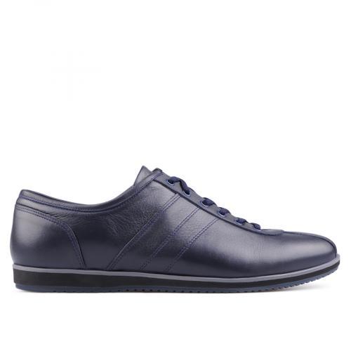 мъжки ежедневни обувки сини 0130784