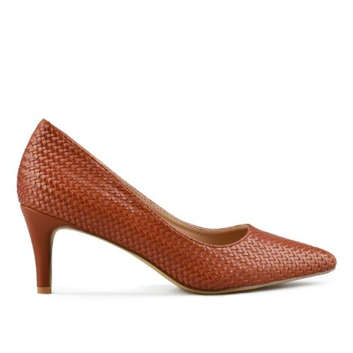 дамски елегантни обувки кафяви 0142871