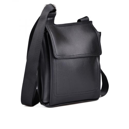 мъжка ежедневна чанта черна 0130631