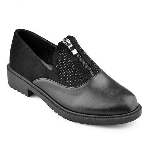 дамски ежедневни обувки черни 0139174
