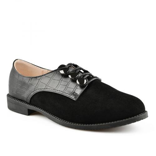 дамски ежедневни обувки черни 0140350