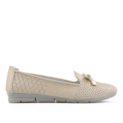 дамски ежедневни обувки бежови 0137239