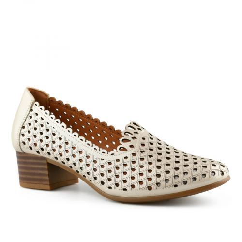 дамски ежедневни обувки бежови 0141038