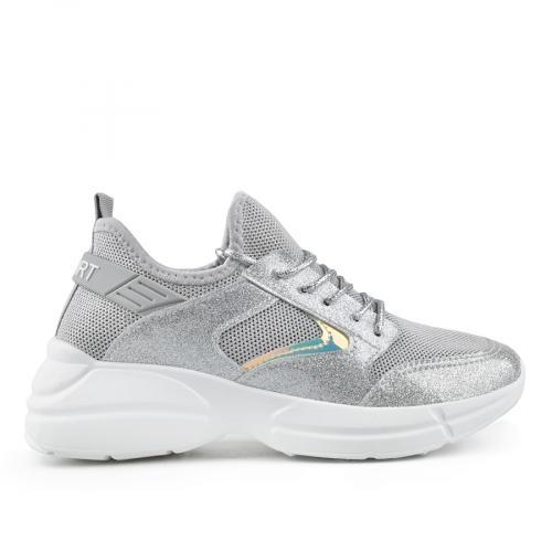 дамски ежедневни обувки сиви 0136900