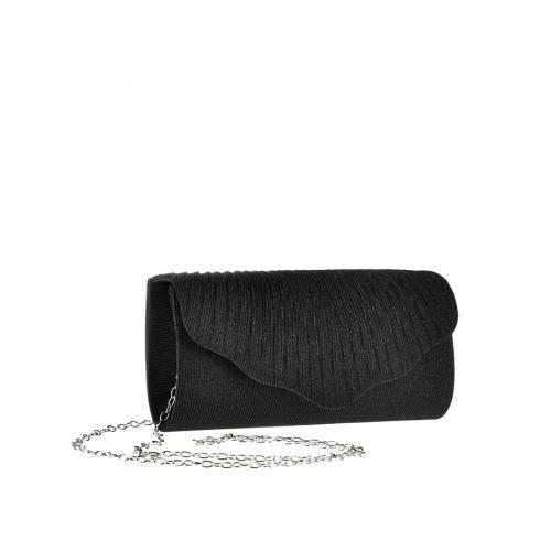дамска елегантна чанта черна 0143788
