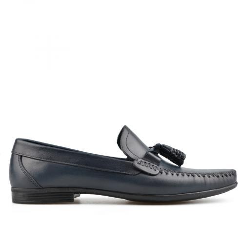 мъжки ежедневни обувки сини 0138263