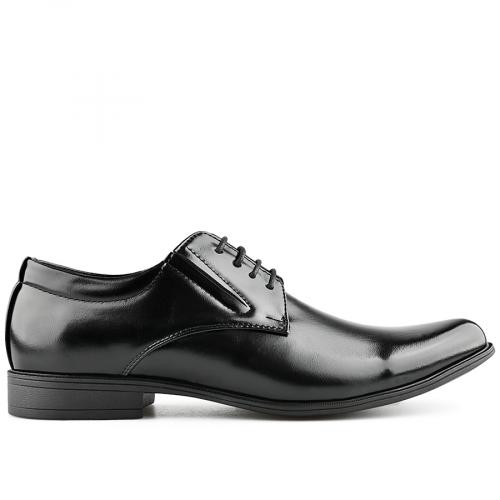 мъжки елегантни обувки черни 0140540
