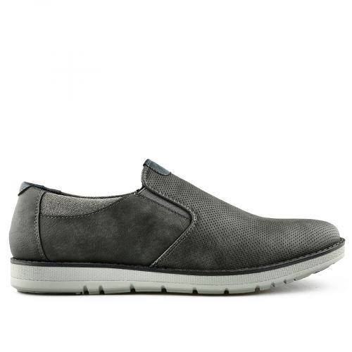мъжки ежедневни обувки сиви 0140634