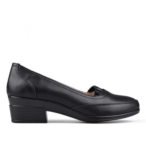 дамски ежедневни обувки черни 0133686
