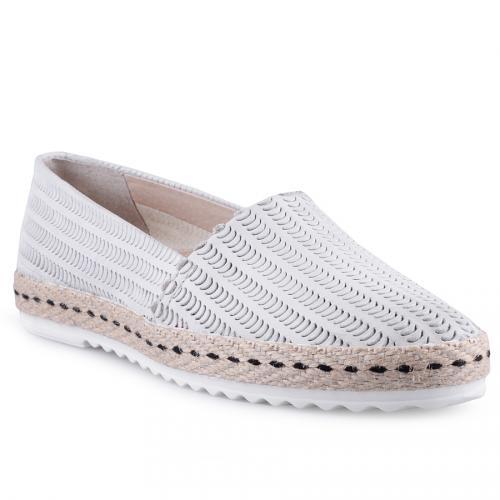 дамски ежедневни обувки бели 0127570