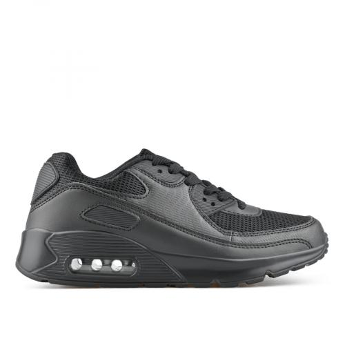 дамски ежедневни обувки черни 0136848