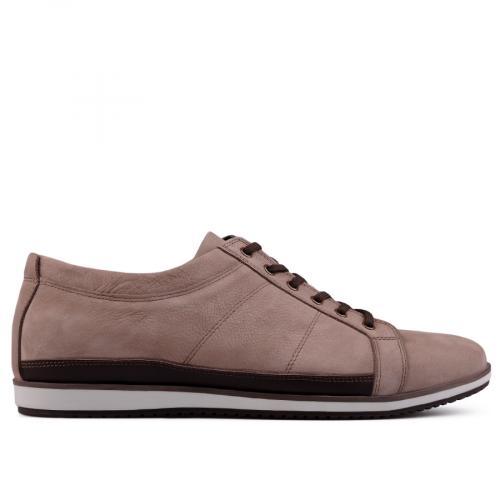 мъжки ежедневни обувки кафяви 0130785