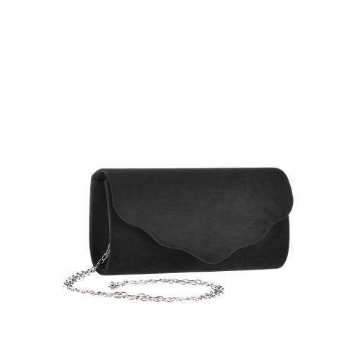 дамска елегантна чанта черна 0143754