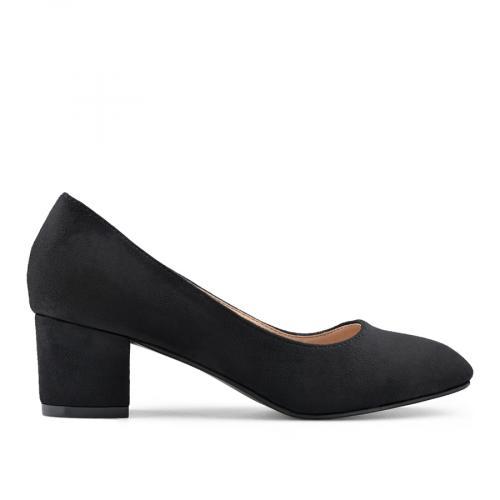дамски елегантни обувки черни 0139147
