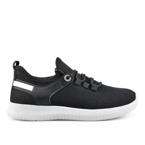 дамски ежедневни обувки черни 0136869