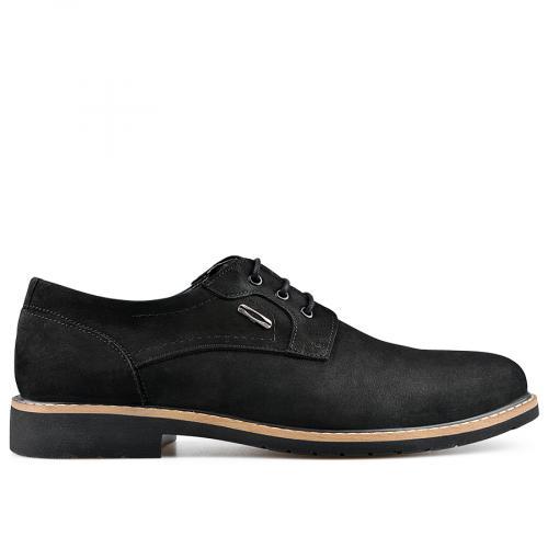 мъжки елегантни обувки черни 0138403 0138403