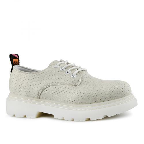 дамски ежедневни обувки бежови 0142754