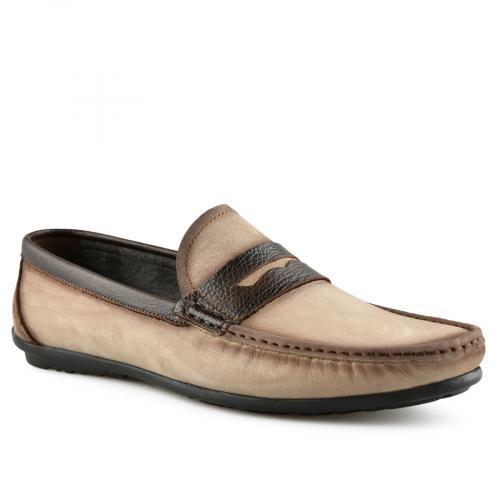 мъжки ежедневни обувки бежови 0141248