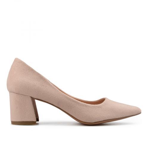 дамски елегантни обувки бежови 0138109
