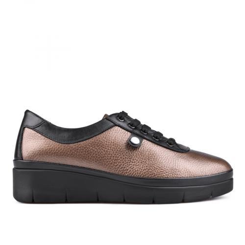 Дамски ежедневни обувки с връзки