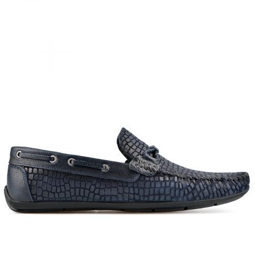 мъжки ежедневни обувки тъмно сини 0138274