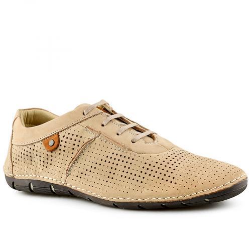 мъжки ежедневни обувки бежови 0141217