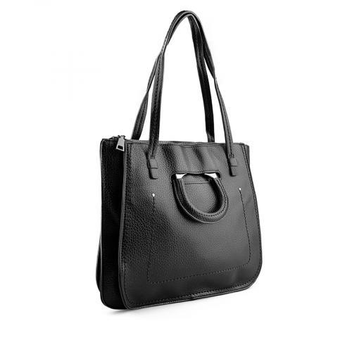 дамска ежедневна чанта черна 0139238