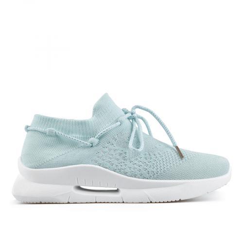 дамски ежедневни обувки зелени 0136824