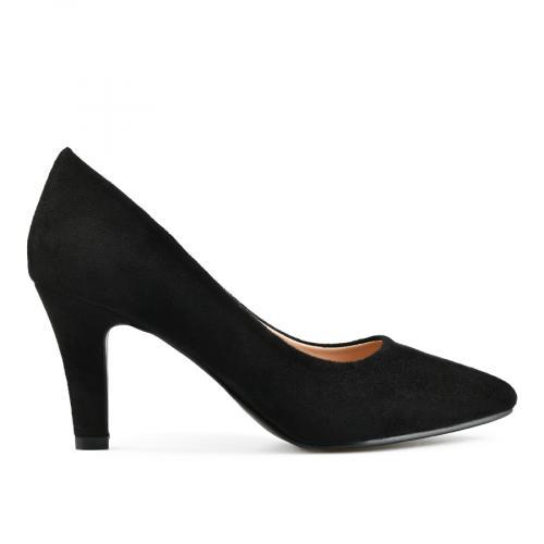 дамски елегантни обувки черни 0143296