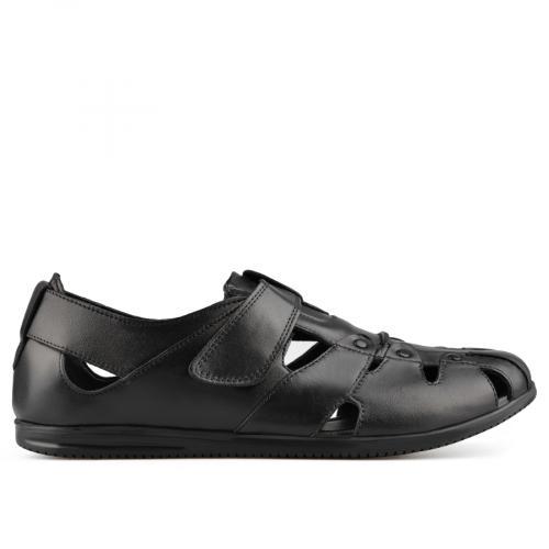 мъжки сандали черни 0138505