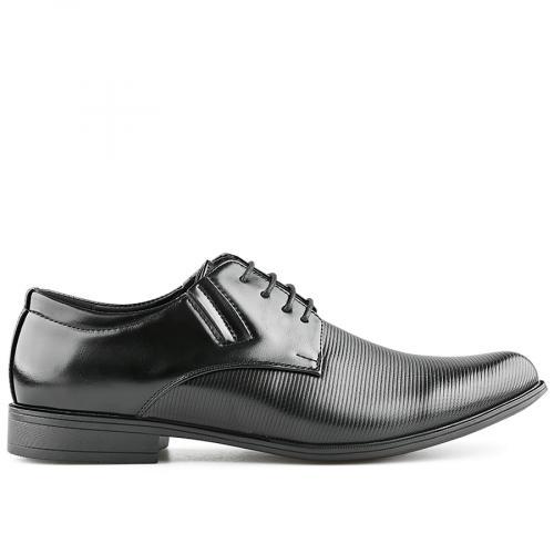 мъжки елегантни обувки черни 0140537
