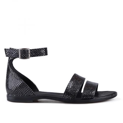 дамски ежедневни сандали черни 0135052 0135052
